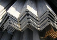 Angle steel for shipbuilding