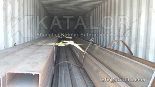 JIS G3466 STKR490(STKR50) rectangular hollow section, rectangular pipe, rectangular tube
