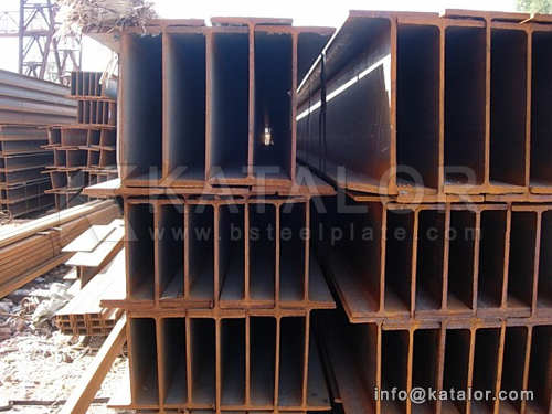 ASTM 201 stainless H beam steel