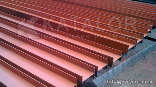 ASTM 310/310S Stainless H beam steel