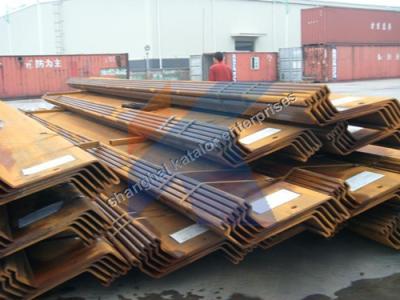 A36 Z Profile Sheet Pile Katalor Enterprises