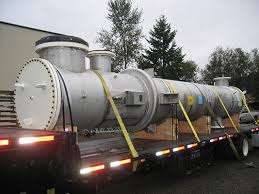 Pressure Vessel Shell Fabrication Manufacturing