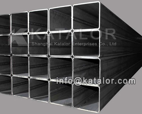 ASTM A588 GR.A RECTANGULAR HOLLOW SECTION, RECTANGULAR TUBE/PIPE